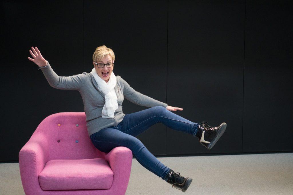 Hélène Campourcy, Femme d'Innovation et de Réseau